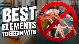 HOW TO START CALISTHENICS? BASIC ELEMENTS.