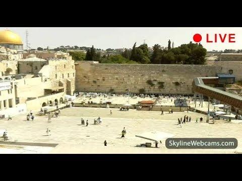 Live Webcam from Jerusalem - Israel