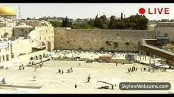 Live Webcam from Jerusalem - Israel