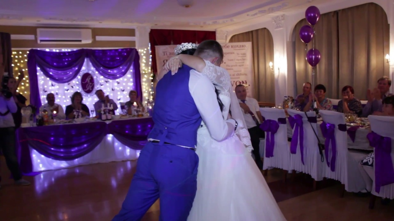 Зажигательный свадебный танец