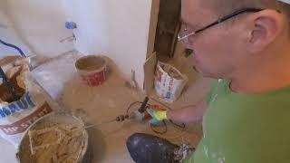 Самый лучший Строительный Венчик в мире!! Строительный Миксер для растворов, штукатурки, шпаклевки.