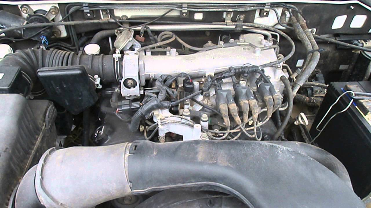 Wrecking 2001 Mitsubishi Pajero  3 5 V6 Sohc  6g74  24v