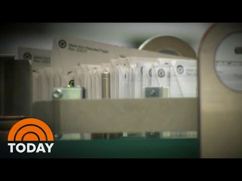 FBI Investigating Military Ballots That Were Mishandled By A Temporary Employee | TODAY