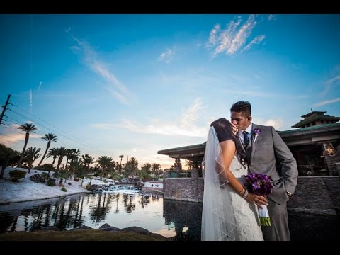 Cili At Bali Hai Weddings Las Vegas Wedding Videographers