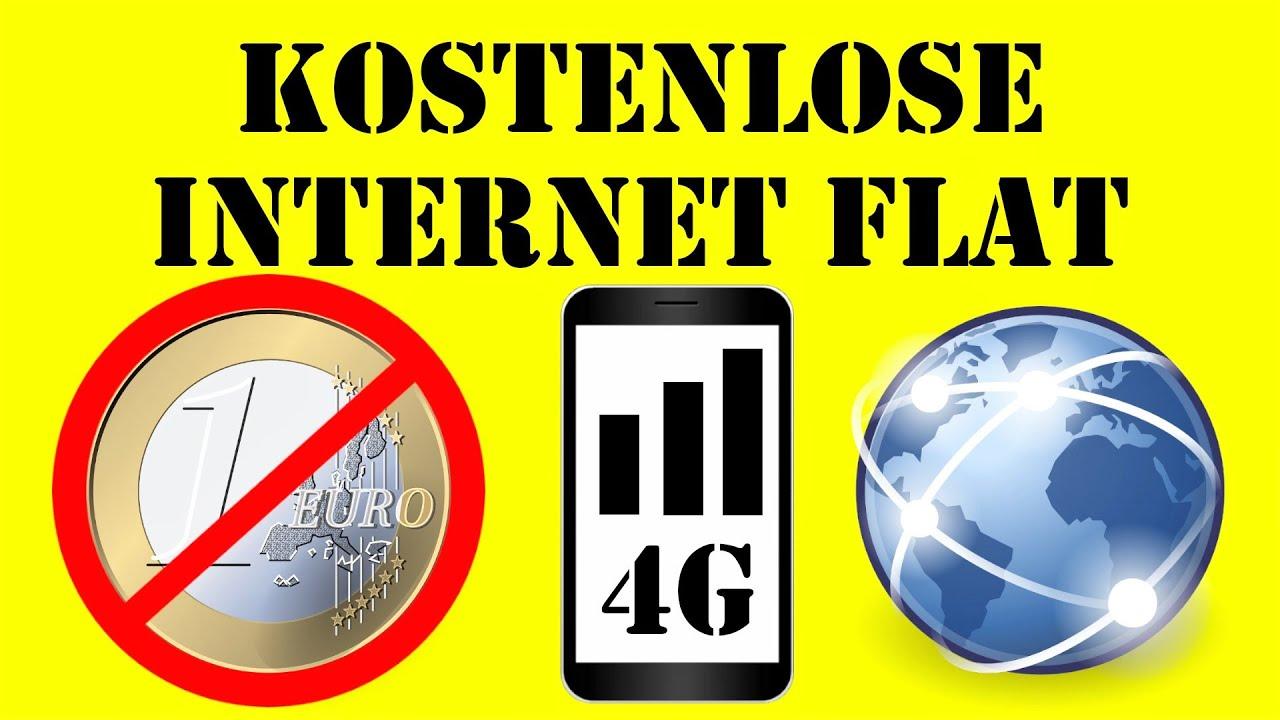 kostenlos internet auf handy