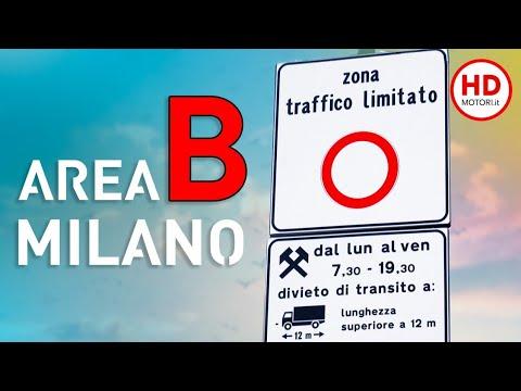 Area B Milano: divieto DIESEL Euro 4 da OTTOBRE 2019, le tappe fino al 2030