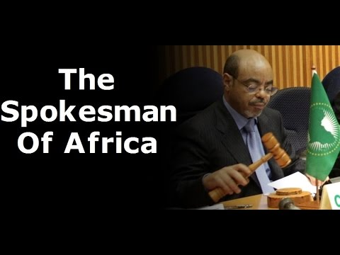 English Documentary[The Spokesman Of Africa] In Copenhagen
