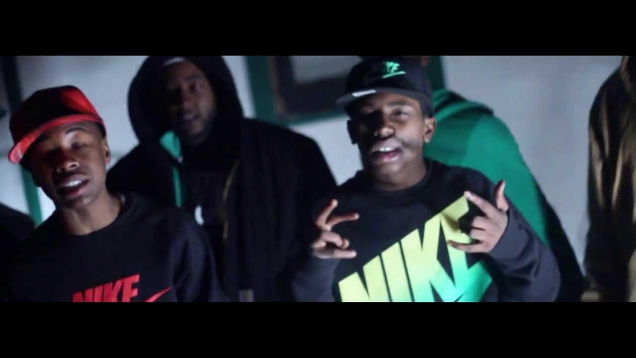 Djaydogy Presents Rock Jaynesta Lil Velly Kush Ent Nike