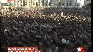 Ferdi Tayfur Adana Konseri Haram oldu 2002