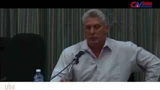 Opiniones  de Miguel Díaz-Canel sobre algunos negocios actuales en Cuba