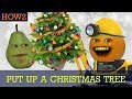 How2: How to Put Up a Christmas Tree