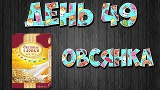 КАК ПОХУДЕТЬ (BLOG) // День 49 (Овсянка)