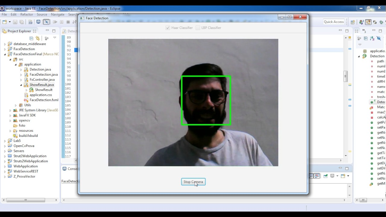 Face Smile Detection Using OpenCV 3 0 - YouTube