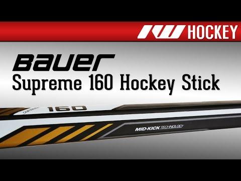Bauer Supreme 160 Hockey Stick Review