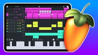 I made a decent song with FL Studio Mobile (for iPad)