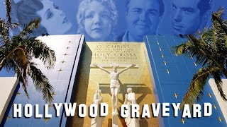 FAMOUS GRAVE TOUR - Holy Cross #2 (John Candy, Mary Astor, etc…