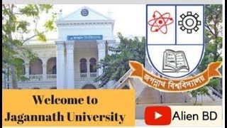 Welcome to the jagannath university
