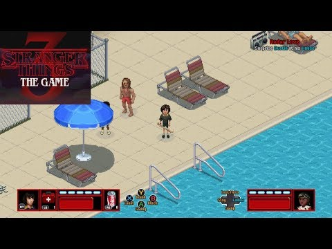 Stranger Things 3 Part 2 – Summer Fling and Revenge of the Geeks Quests