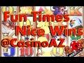 **Fun & Slots** SlotTraveler & Friends Take Over Casino Arizona - SlotTraveler