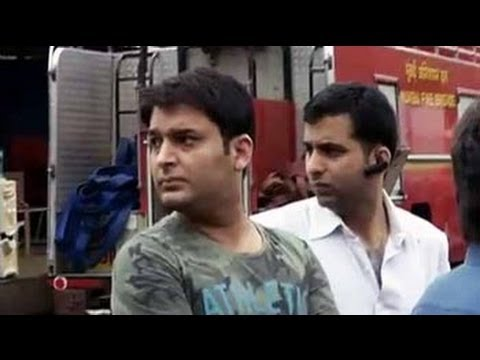 Fire on sets of 'Comedy Nights with Kapil', no one hurt Travel Video
