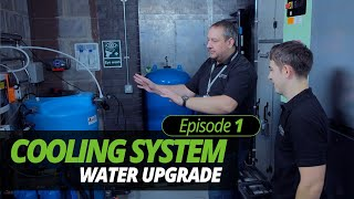 BUILDING THE DATA CENTRE | COOLING WATER TREATMENT SYSTEM UPGRADE | EP. ONE!