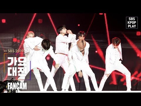 [2019 가요대전] NCT127 & NCT DREAM 'Neo Begins + BOOM' 풀캠│@2019 SBS Music Awards