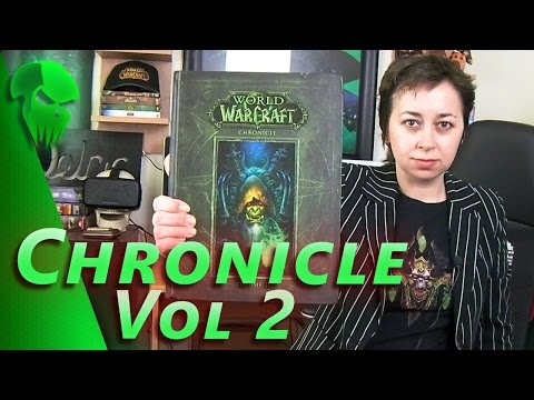 World of Warcraft Chronicle Volume 2 Book Review | QELRIC