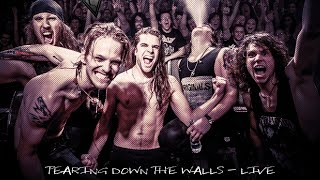 H.E.A.T - Tearing Down The Walls (Live) (Official  Audio)