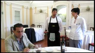 Luis A. Grosse - ICIF -Italian Culinary School - Final Exam of Practical Cooking