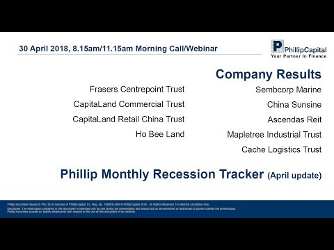 Market Outlook: Singapore Companies Update and Recession Tracker April Update