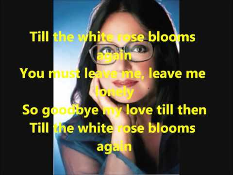 White rose in Athens Nana Mouskouri with Lyrics