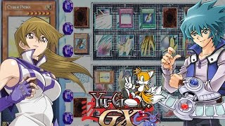 YuGiOh! GX Power of Chaos Jesse Mod  Alexiss Deck