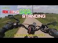 RX KING GAGAL STANDING GARA ANU COPOT MASUK SAWAH