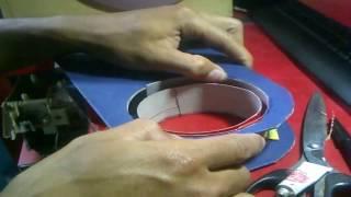 Diy bladeless fan from trash-bikin kipas tanpa baling baling dari barang bekas