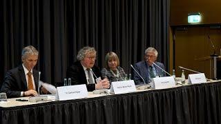Das deutsche und europäische Immigrationsproblem- Forum Freiheit 2018  - Panel 3 u.a. Thilo Sarrazin