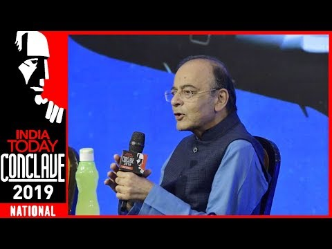 Arun Jaitley Exclusive At Conclave 2019 | Air Strikes: Pros & Cons Of Breaking Pak Impasse