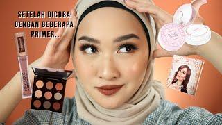 My Final Review on Emina Bare With Me Cushion | Fall Makeup | Kiara Leswara