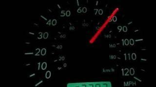 2007 Subaru Impreza 2.5i 105 mph