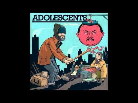 ADOLESCENTS - LA VENDETTA - 2014 - FULL ALBUM