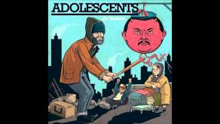 ADOLESCENTS - LA VENDETTA - 2014 - FULL ALBUM