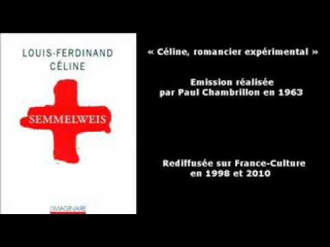 Lecture des Beaux Draps (pamphlet de Louis-Ferdinand Céline)
