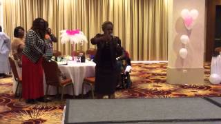 Prophetess Bernadine Bell- McGhee - The Supernatural (Part 1)