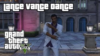 GTA V: Lance Vance Dance [Rockstar Editor]