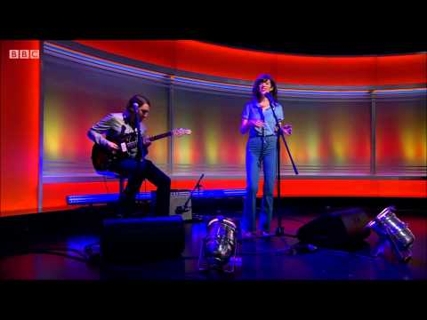 Natalie Prass Bird Of Prey Andrew Marr Show 2015