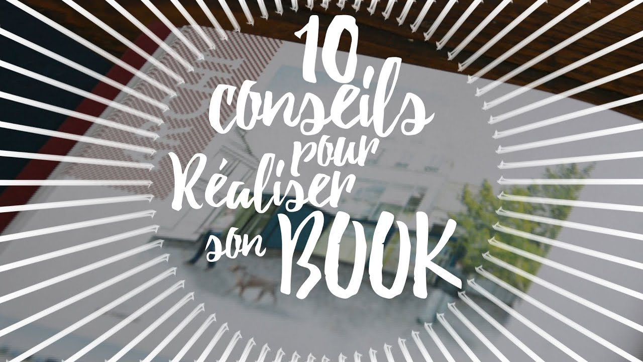 Super LET'S DO DESIGN : 10 conseils pour réaliser son book - YouTube KE99