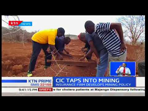 Players in the mining oil and gas industry set to benefit from a cover by NCIC insurance