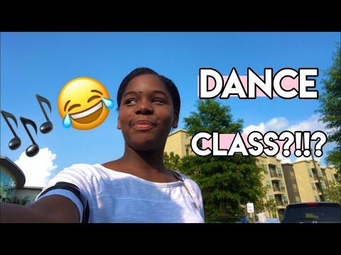 I TOOK A DANCE CLASS?!?!?| ShakirahScottVlogs