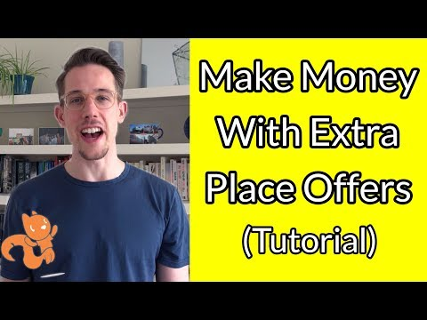 Make Money With Extra Place Offers (Tutorial)