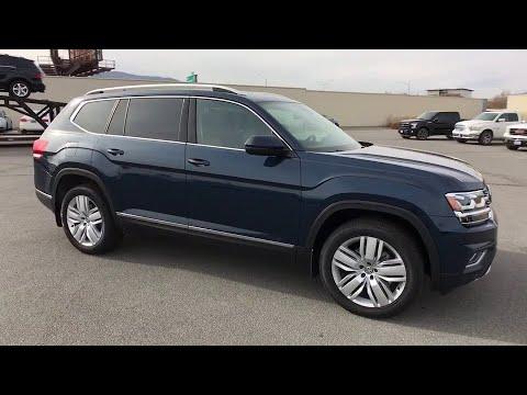 2018 Volkswagen Atlas Reno, Carson City, Northern Nevada, Roseville, Sparks, NV JC584213
