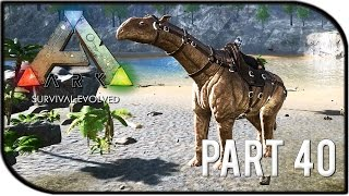 "ARK: Survival Evolved Gameplay Part 40 - ""NEW UPDATE / PARACERATHERIUM TAMING!"" (Season 2)"